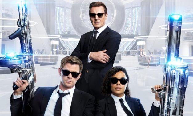 Recenzija: Men in Black: International (2019)