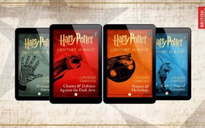 J.K. Rowling izdaje četiri nove Harry Potter priče ovog mjeseca