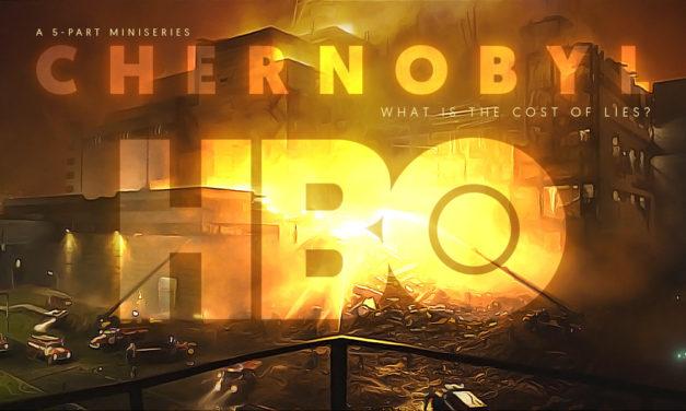 Recenzija: Chernobyl (Černobil 2019)