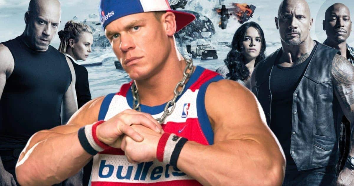John Cena službeno potvrđen za Fast and Furious 9