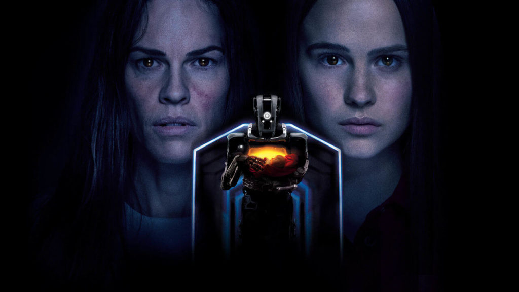 Recenzija: I Am Mother (2019)