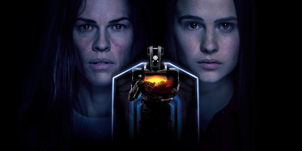 Recenzija: I Am Mother (2019)