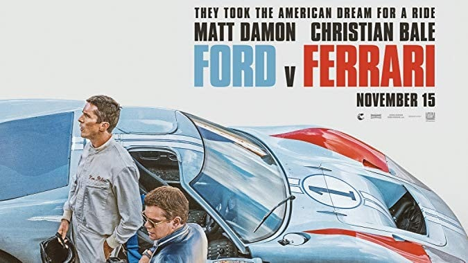 Trailer: Ford v. Ferrari (2019)