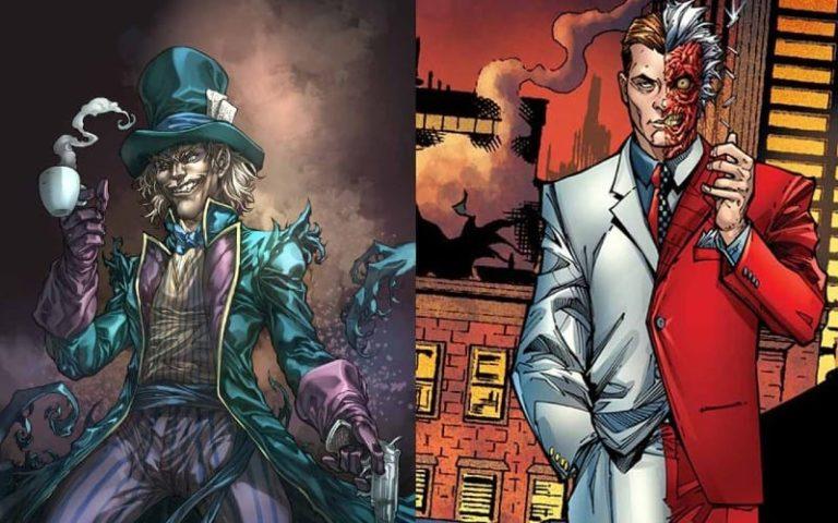 The Batman: Two-Face i Mad Hatter će biti u filmu [glasine]