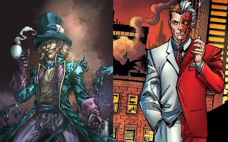 The Batman: Two-Face i Mad Hatter će biti u filmu [glasine]