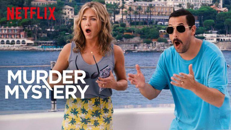 Recenzija: Murder Mystery (2019)