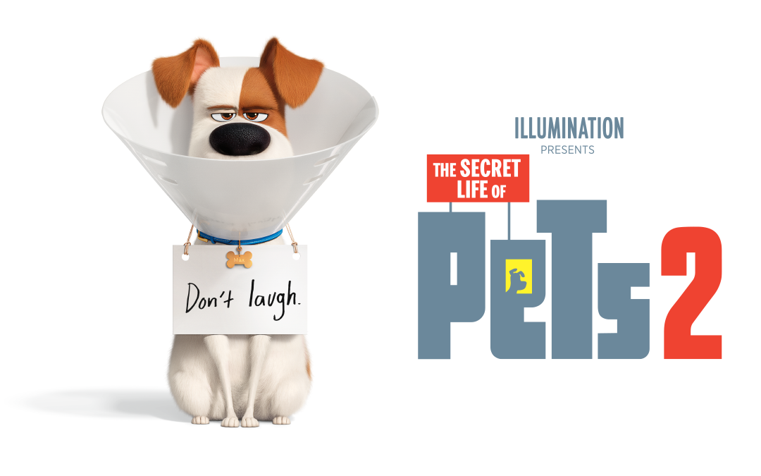 Recenzija: The Secret Life of Pets 2 (2019)