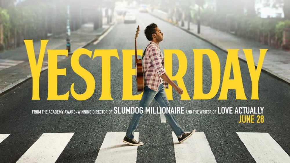Recenzija: Yesterday (2019)