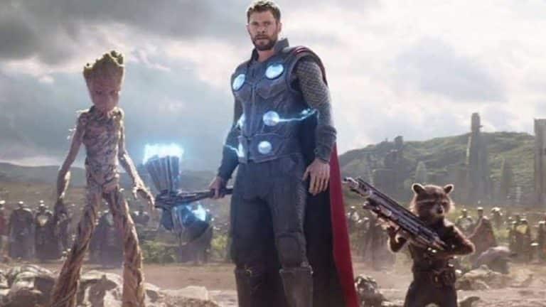 Avengers: Infinity War stiglo 9 novih nikad viđenih slika!