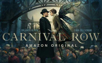 Recenzija: Carnival Row (2019-)