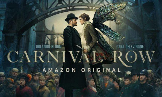 Amazon najavio datum izlaska za 'Carnival Row' zajedno Teaser Trailerom