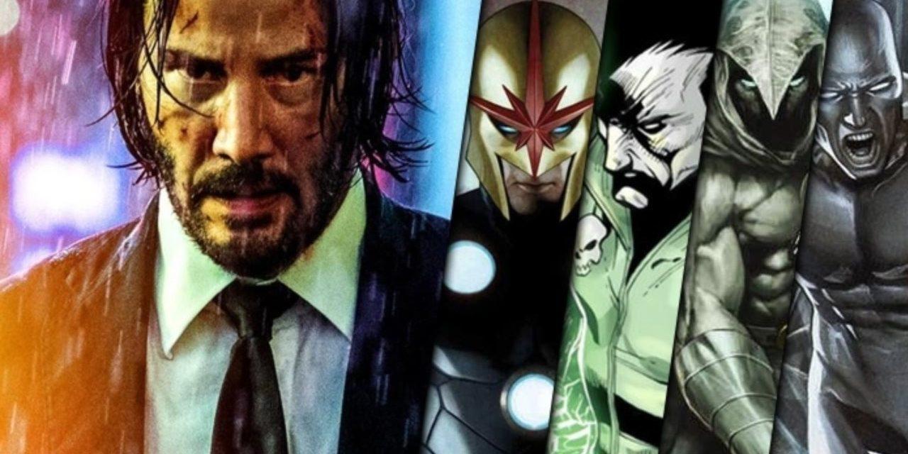 Marvelov šef potvrdio da je Keanu Reeves u razgovorima, trebaju mu samo pronaći pravu ulogu