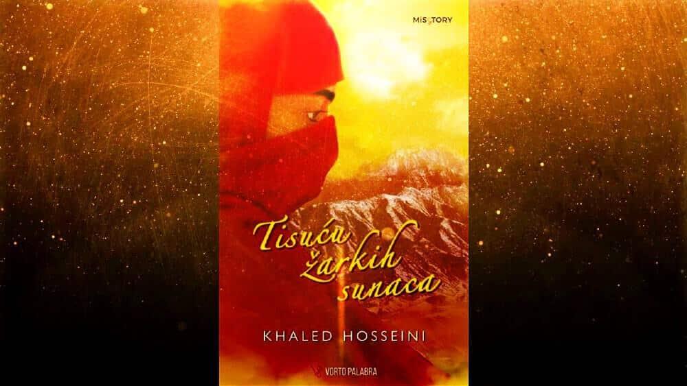 Recenzija knjige: Tisuću žarkih sunaca