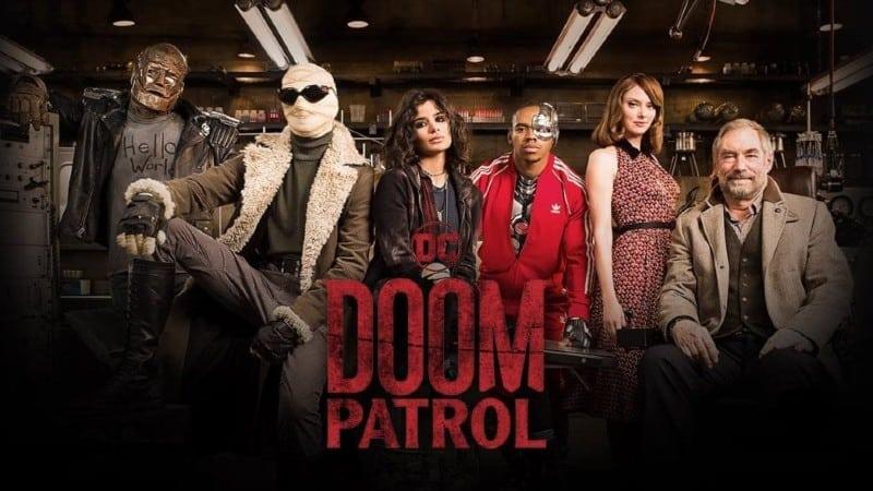 Recenzija: Doom Patrol (2019-)