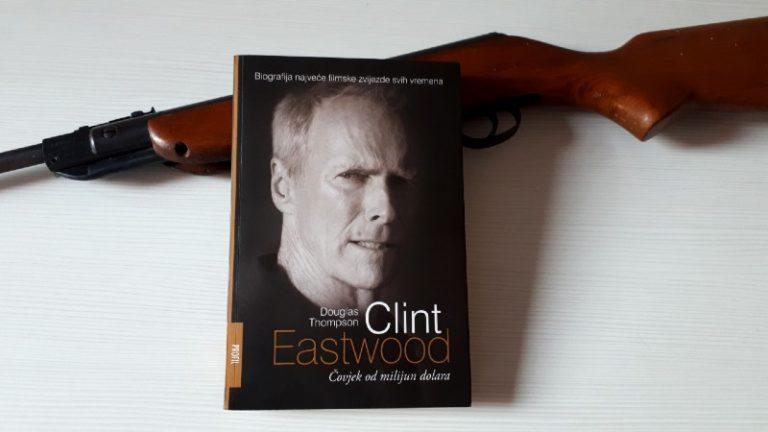 Recenzija knjige: Clint Eastwood – Čovjek od milijun dolara