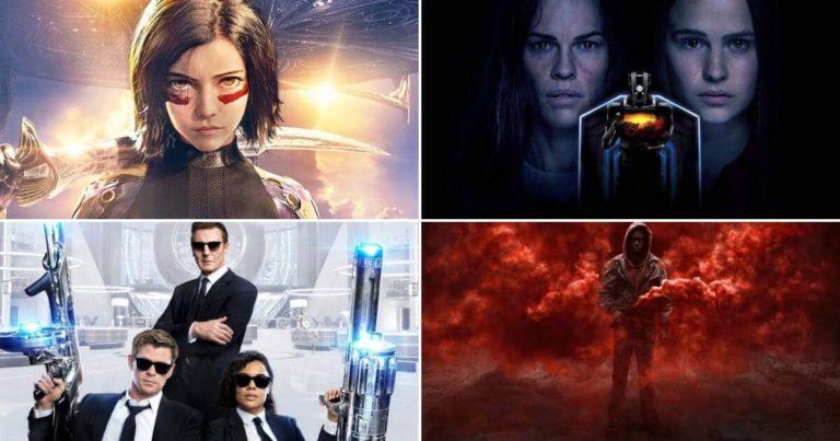 7 Najboljih SF filmova 2019