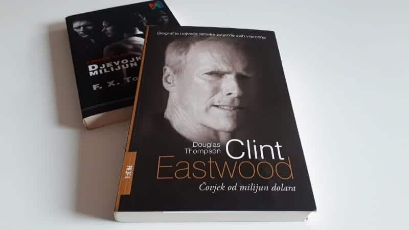 Recenzija knjige: Clint Eastwood - Čovjek od milijun dolara