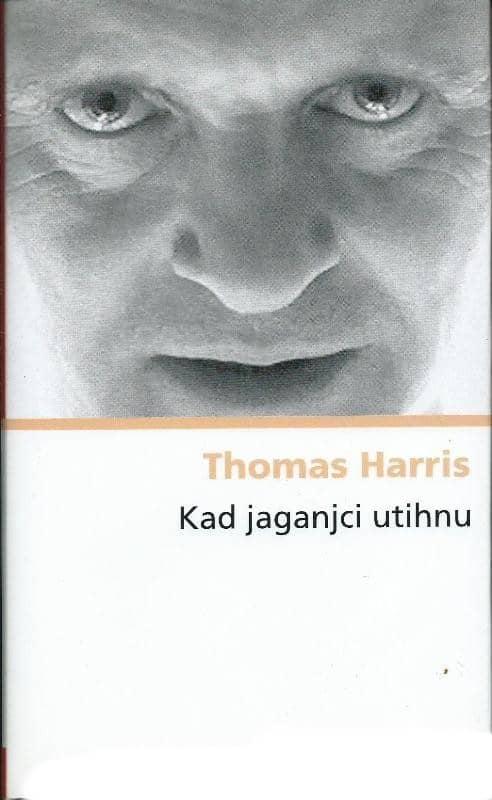 Kad jaganjci utihnu - Thomas Harris