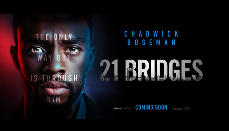 Trailer: 21 Bridges (2019)