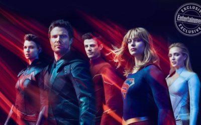Promotivnim posterima predstavljena nova Arrowverse sezona
