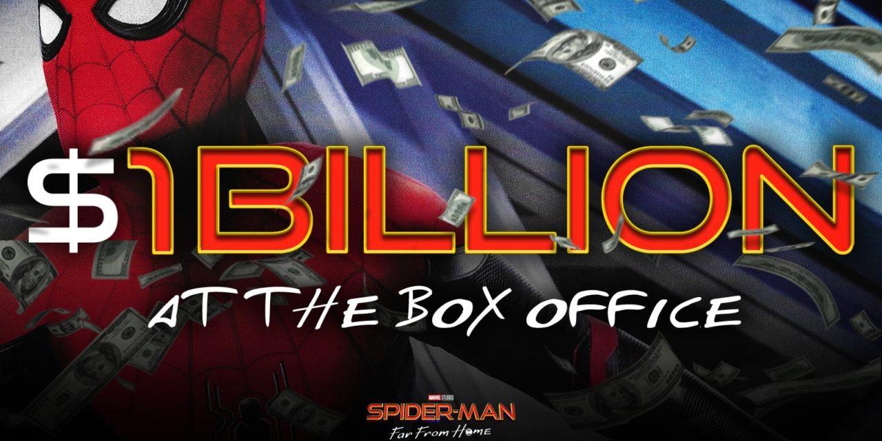 'Spider-Man: Far From Home' prešao milijardu dolara zarade