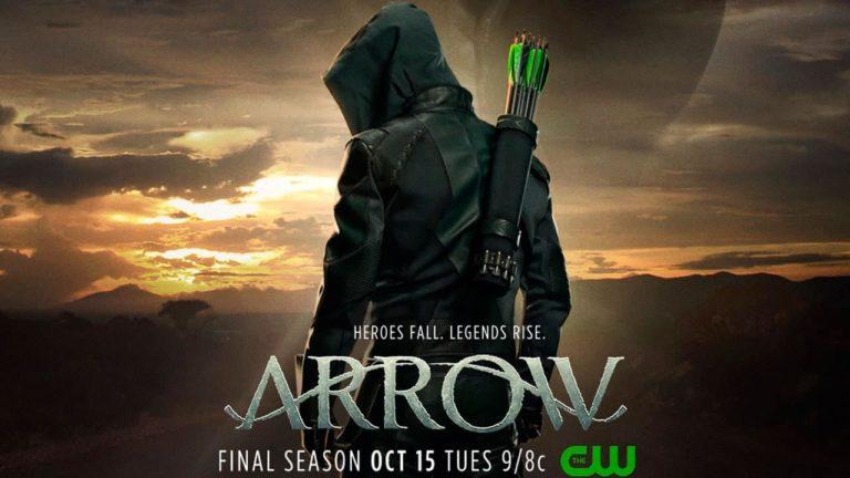 Trailer: Arrow (2012-), Sezona 8 [plus još neki detalji]
