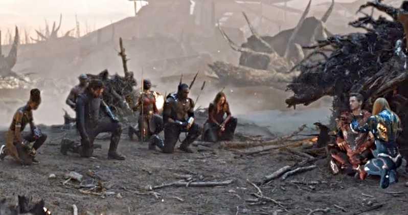 Avengers: Endgame otkrivena nova izbrisana scena u kojoj heroji odaju čast Iron Manu <p data-wpview-marker=
