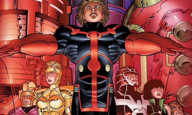 Marvel promovira The Eternals prije Comic-Cona