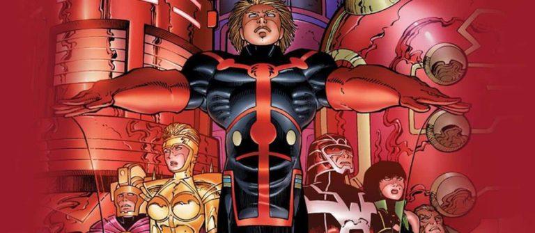 Marvel promovira The Eternals prije Comic-Cona