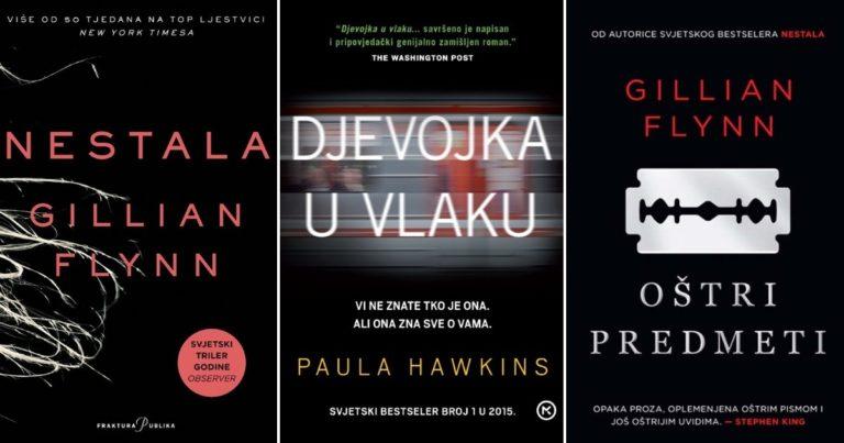 10 Najboljih triler knjiga