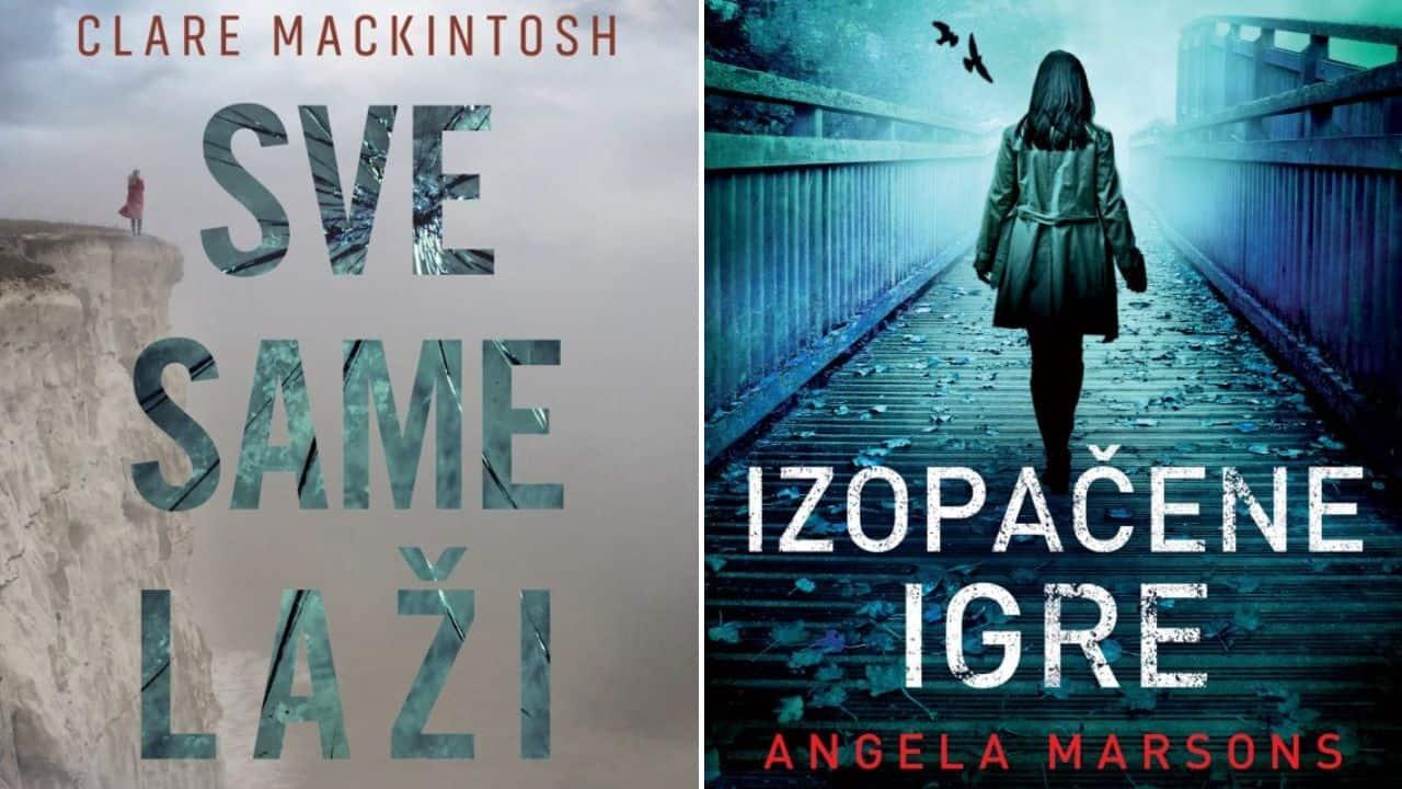 Dvije bivše britanske čuvarice zakona svojim novim kriminalističkim romanima privele milijune čitatelja