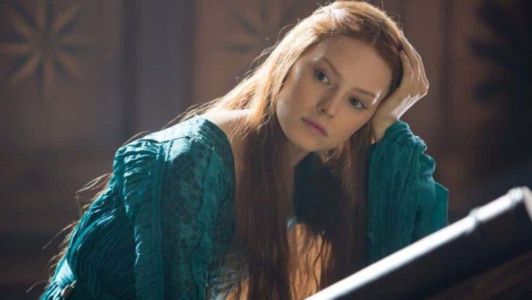 Recenzija: Ophelia (2018)