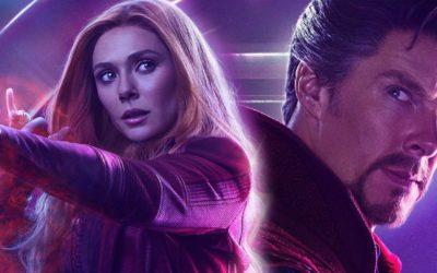 Avengers: Endgame nova izbrisana scena pokazuje Scarlet Witch kako štiti Doctora Strangea
