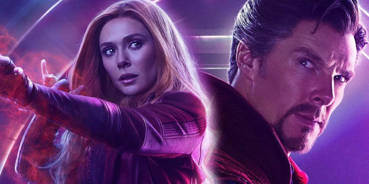 Avengers: Endgame (Doctor Strange 2) teorija kaže da će Scarlet Witch okriviti Strangea za smrt Visiona