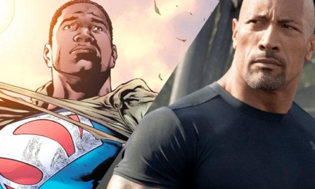 Black Adam glumac Dwayne Johnson misli da ćemo uskoro dobiti crnog Supermana