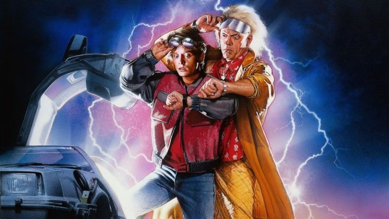 Christopher Lloyd želi Back to the Future 4 i ima dobru ideju