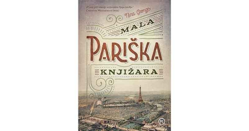Recenzija knjige: Mala pariška knjižara
