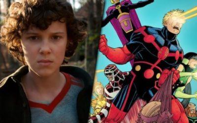 Marvelovim Eternalima se pridružuje zvijezda serije Stranger Things Millie Bobby Brown