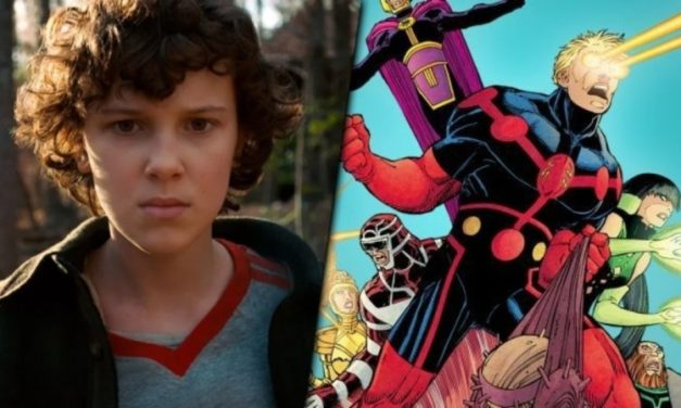 Marvelovim Eternalima se pridružuje zvijezda serije Stranger Things Millie Bobby Brown