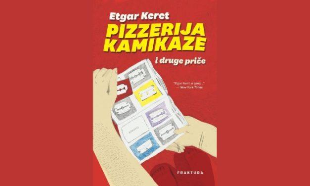 Recenzija knjige: Pizzerija Kamikaze i druge priče