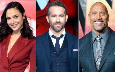 Netflix je otkupio novi film u kojem glume The Rock, Deadpool i Wonder Woman!