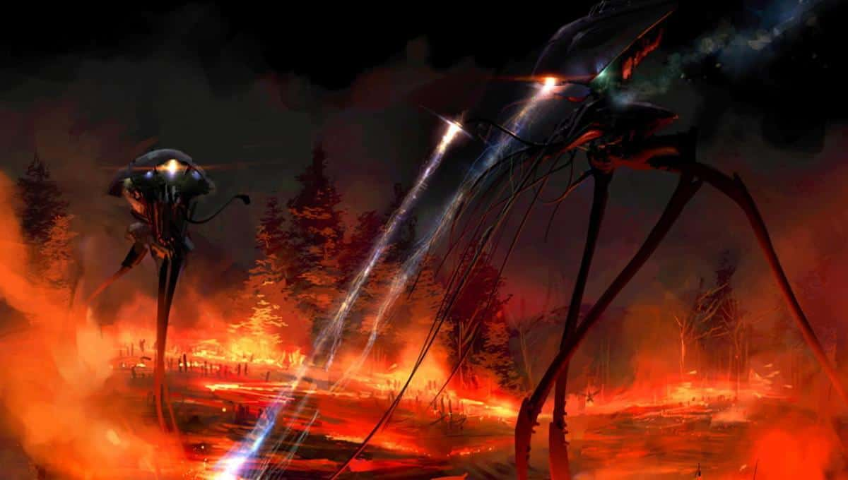 War of the Worlds TV serija - prve slike