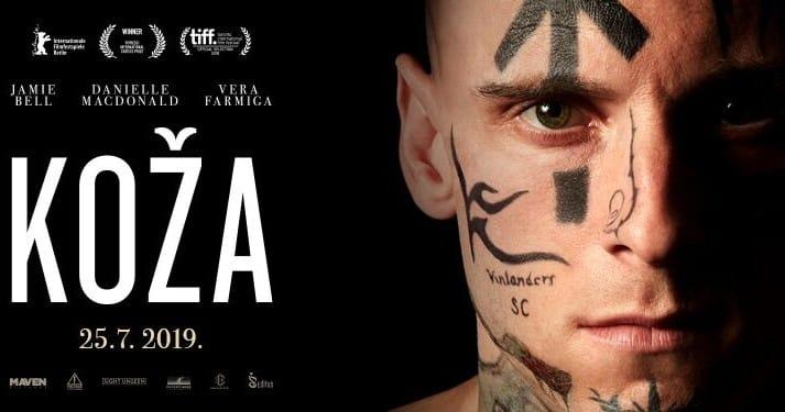 Najava filma: Koža (Skin, 2019)