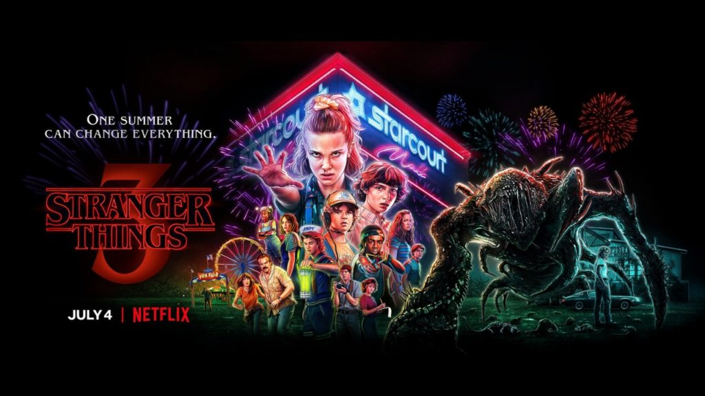 Recenzija: Stranger Things - Sezona 3