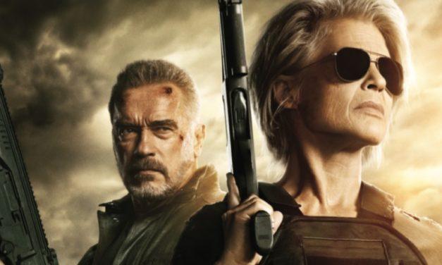 Arnold Schwarzenegger & Linda Hamilton su se vratili u novim 'Terminator: Dark Fate' slikama