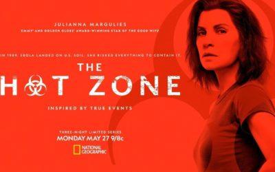 Recenzija: The Hot Zone (mini-serija, 2019)