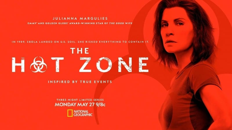 Recenzija: The Hot Zone (mini-serija, 2019)