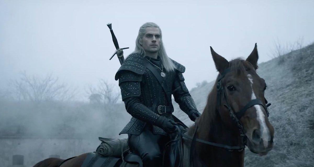 Netflixov The Witcher otkriva Novi Pogled na Henryja Cavilla kao Geralta