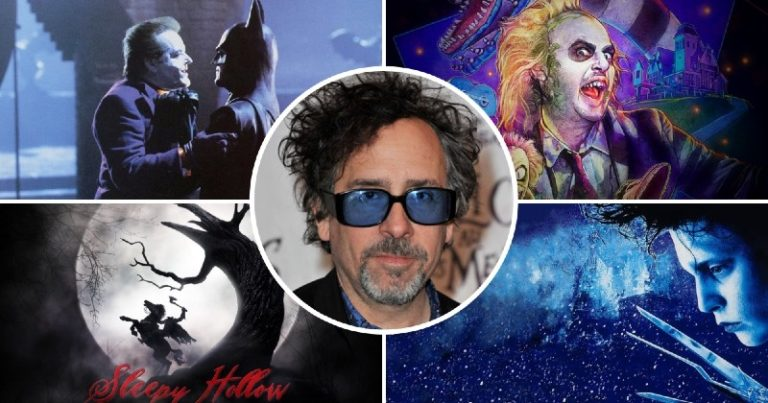 10 Najboljih filmova Tim Burton