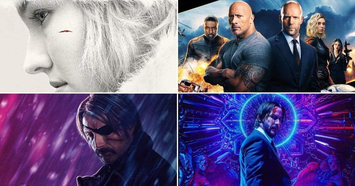 7 Najboljih akcijskih filmova 2019.